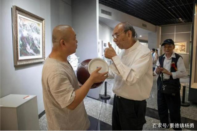 杨勇高温郎窑红——景德镇陶瓷艺术传承与创新的典范