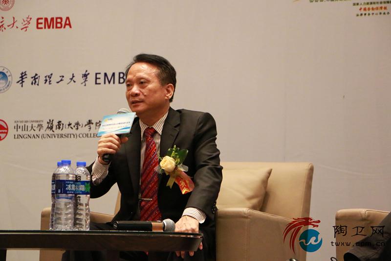 """东鹏控股股份有限公司董事长-何新明奉行""""为社会创造效益""""价值观"""