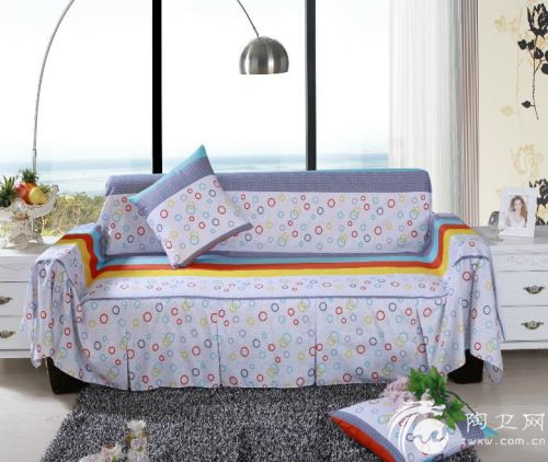布艺沙发罩制作材料--精梳棉