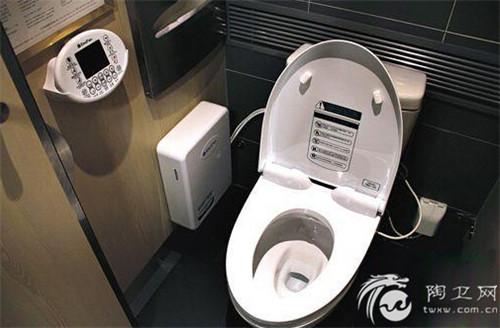 广州白云机场洗手间升级改造