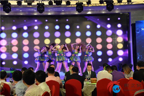 蓄势、超越,圣莉亚2017上海厨卫展招待晚宴圆满落幕