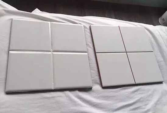 高价买进口瓷砖与样品有异,商家否认假洋鬼子:只是不同批次